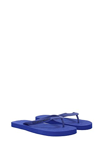 Tong Armani EA7 Sea World Core M Flip Flop 905002 6P295 16735 Blue Ink Bleu