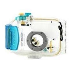 Canon WP DC600 - Marine case for digital photo camera - plastic - transparent