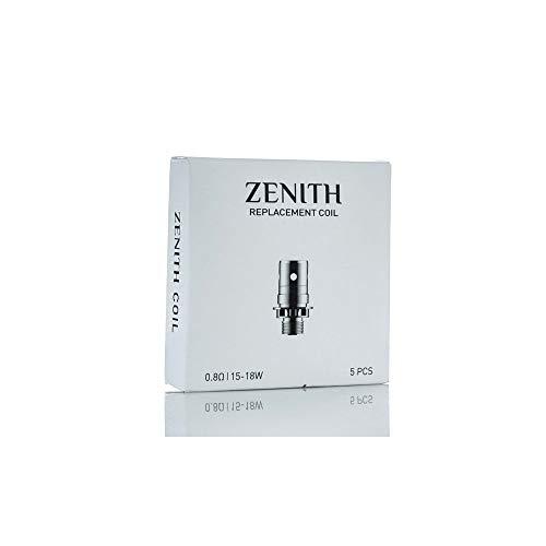 Innokin Zenith Coil 1.6 Ohm - Pacco da 5 x 7.40 gr - Totale: 37 gr