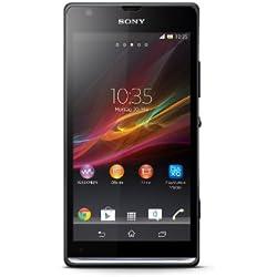 Sony Xperia SP Smartphone débloqué 3G (Ecran: 4.6 pouces - 8 Go - Android 4.1) Noir (Import Europe)