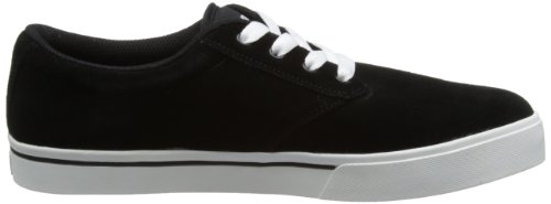 Etnies JAMESON 2 Sneaker  uomo Nero (Schwarz (BLACK/BLACK/WHITE 552))
