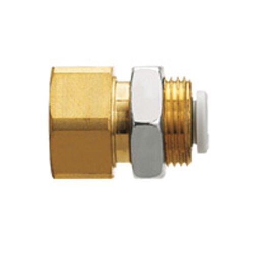 SMC kq2e07–35A-(unf-npt Spritzwand), Anschluss, Zoll Größe (Npt Anschluss)