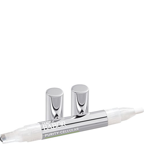 BABOR DOCTOR PURITY CELLULAR Blemish Reducing Duo, Anti-Pickel Wirkstoffkonzentrat & Abdeck-Stift, Serum gegen Unreinheiten, getönter Cover-Stick, 4 ml -