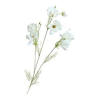Luckiests Calliopsis puntilla de Flores Artificiales del crisantemo Pérsico Tienda de decoración del hogar del florero Flores de la simulación Falsos