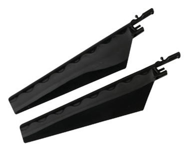 Une Paire d`E-Flite Lower Main Blade Set