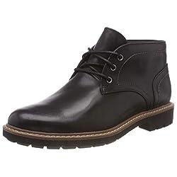 Clarks Men's Batcombe Lo Chelsea Boots, 6.5 UK 5