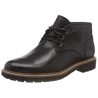 Clarks Men's Batcombe Lo Chelsea Boots 10