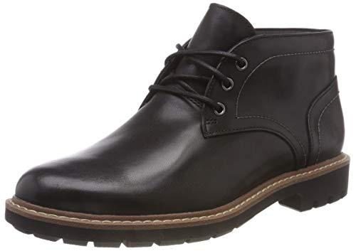 Clarks Men's Batcombe Lo Chelsea Boots, 6.5 UK 1