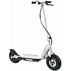 Razor 13113612 - Scootereléctrico, color plata