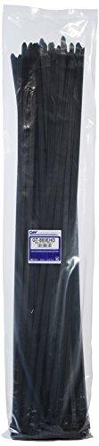 GW Kabelbinder-Technik, Kabelbinder 877 x 12,7 mm, schwarz, 100 Stück, GT-880EHDBC
