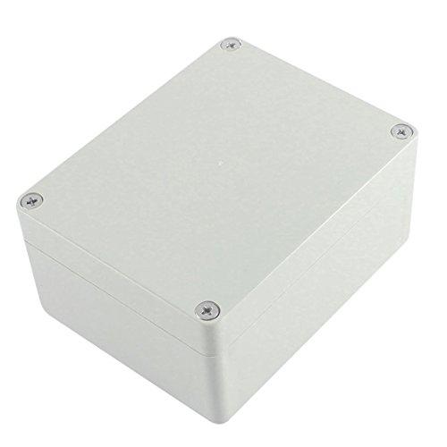 Caja de conexiones - TOOGOO(R) Caja de proyecto electronico de armario impermeable de plastico 115 x 90 x 55 mm