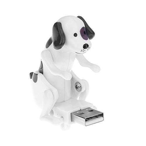 JullyeleDEgant Portable Mini Nette PC USB Gadgets Lustige Humping Spot Hund Rascal Hund Spielzeug Entlasten Druck Spielzeug für Büroangestellter