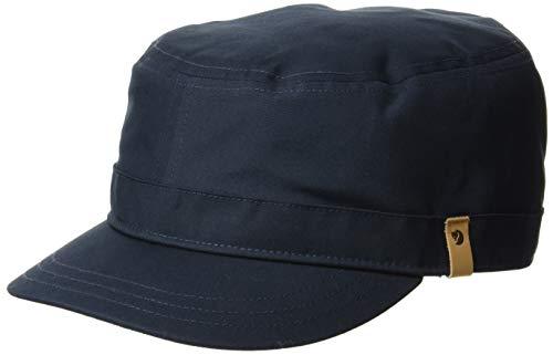 FJÄLLRÄVEN Singi Trekking Cap, Dark Navy, M