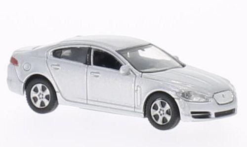 jaguar-xf-silber-2008-modellauto-fertigmodell-welly-187