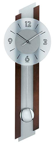Orologio da Parete Moderna con meccanismo al Quarzo di Ams AM W7207/1