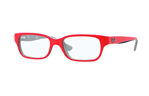 Ray-Ban Unisex-Kinder 0RY 1527 3575 45 Brillengestelle, Pink (Rosa),