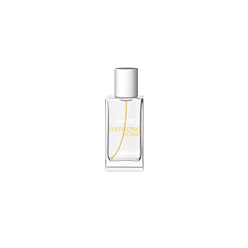 Mexx Energizing Woman – Eau de Toilette Natural Spray – Belebend fruchtiges Damen Parfüm – 1 er Pack (1 x 15ml)