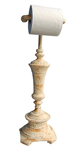 Hickory Manor House HM9815FH Standing Trophy Toilet Paper Holder, Verona by Hickory Manor House (Wc-trophy)