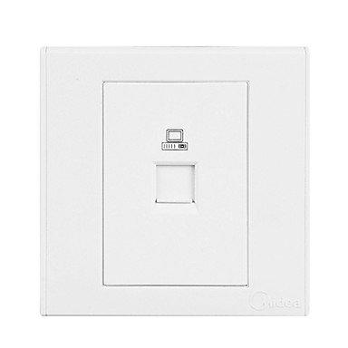 hf-modulo-socket-midea-c08pc-fibra-ottica-del-computer-reticolo