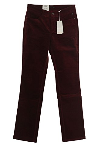 Mac Feincord Angela Cambridge Stretch Bordeaux 461 SuperSlim (46/32) (Cambridge-hose)