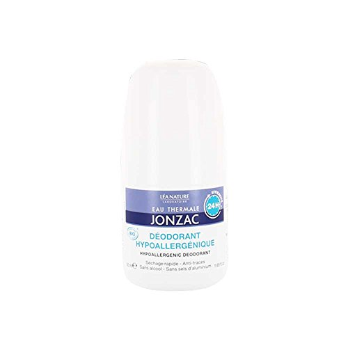 Acqua termale Jonzac Deodorante Ipoallergenico 24h 50ml