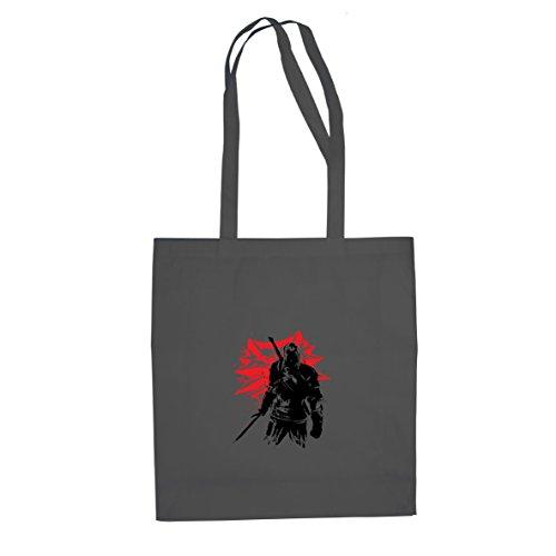 Geralt - Stofftasche / Beutel, Farbe: (Geralt Kostüm Witcher)