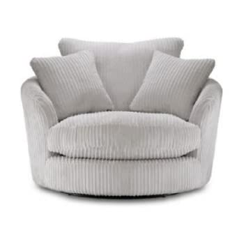 Swivel Cuddle Chair Seat. Rotating Swivle Snuggle Love Chair