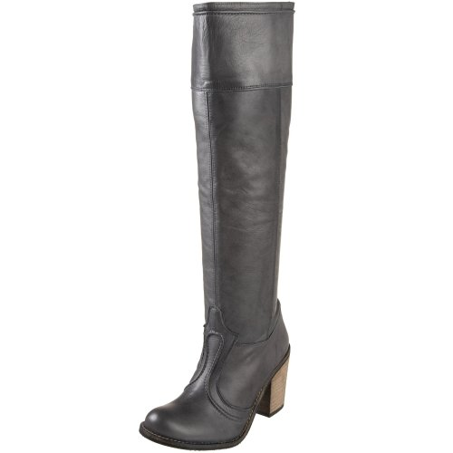 KG by Kurt Geiger Women's Valerie boot grey 0628920109 4 UK