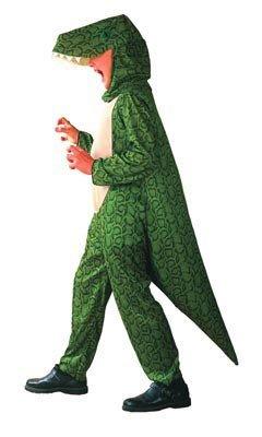 Kind Dinosaurier T-Rex Godzilla godzuki Fancy Kleid (klein) (Godzilla Für Kinder Kostüme)
