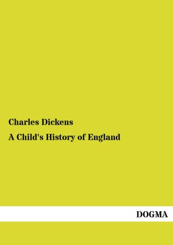 Book cover for A Child's History of England