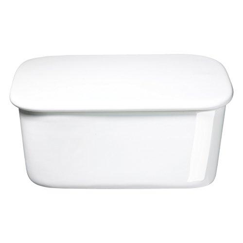 ASA - Margarinedose - für handelsübliche Margarine Verpackungen - Keramik