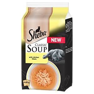 SABA Suppe Huhn Filet 4 Stück, 40 g
