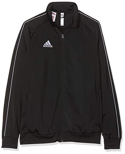 adidas Football App Generic, Tracksuit Jacket Uomo, Black/White, 13/14