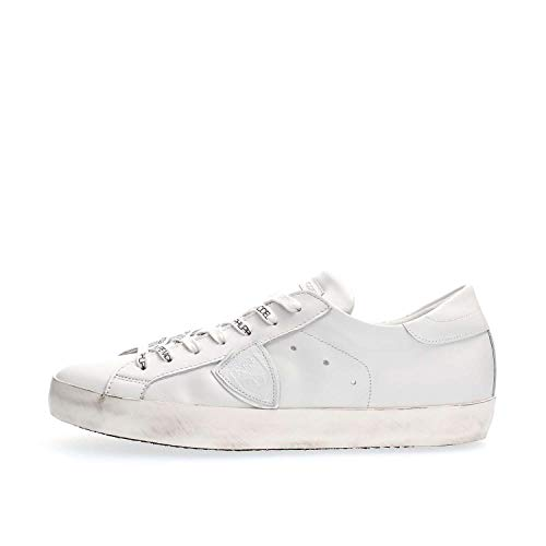 e8e9d1c2bf Philippe Model Paris CLLU 1001 Paris Sneakers Uomo White 42