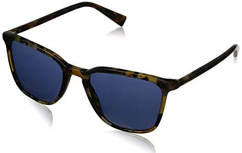 Dolce & Gabbana Herren 0DG4301 314180 53 Sonnenbrille, Blau (Bluette Havana/Blue),