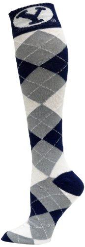 Donegal Bay NCAA Socken Argyle, Herren, Blue/White/Grey, Einheitsgröße -