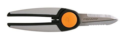 Fiskars 9920-Werkzeug 3in 1(Scheren, Messer und Sierra)
