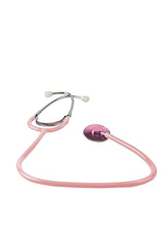 E le sue sorelline-stetoscopio - con rosa tubo flessibile di collegamento - 1 pcs