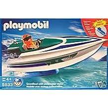 Suchergebnis Auf Amazon De Für Playmobil Motorboot 4 Sterne Mehr
