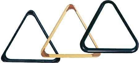 Triangle standard-pour billes 57,2 mm