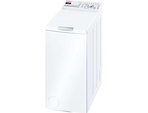 Bosch WOT24257FF Autonome Charge supérieure 7kg 1140tr/min A+++ Blanc machine à laver - Machines à laver (Autonome, Charge supérieure, Blanc, Haut, 42 L, Plastique)