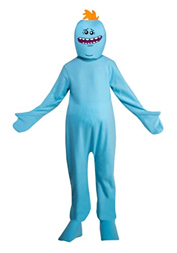Rick and Morty Mr Meeseeks Men's Costume - Large 44