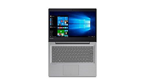 "Lenovo Ideapad 320S-14IKB Ultrabook 14"" Gris (Intel Core i5, 4 Go de RAM, 1 To+ SSD 128 Go, HD Graphics, Windows 10)"