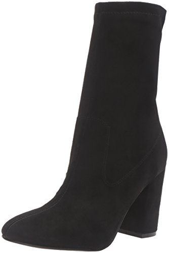 Guess Amary Rund Stoff Mode Mitte Calf Stiefel Black
