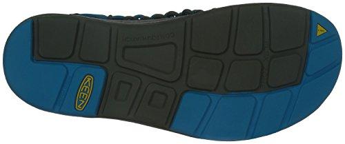 Escursioni Vivo Uomo Nero Un Blu Formato Sandali Del Danubio Uneek fCqwgO5g