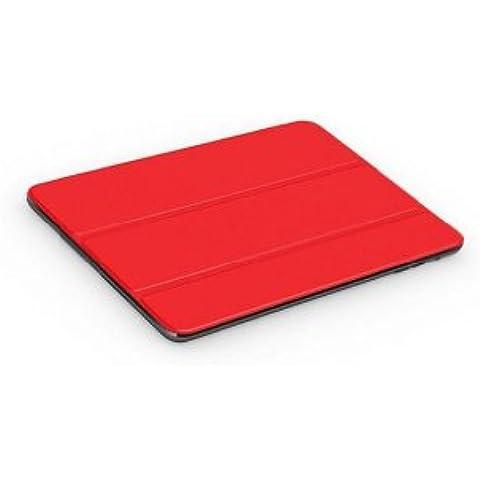 Apple MD828ZM/A - Funda para iPad mini, rojo