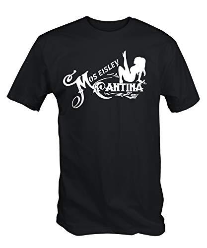 Mos Eisley Cantina T-Shirt - Schwarz, X-Large