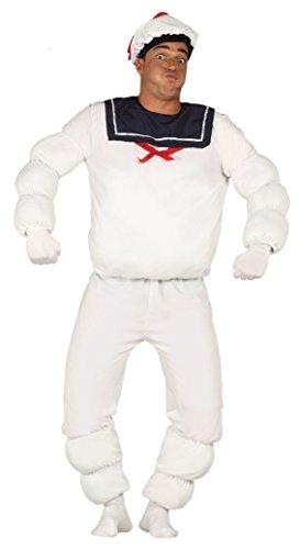 Kostüm von Seemann Michelin Erwachsene (Ghost Busters Kostüm)