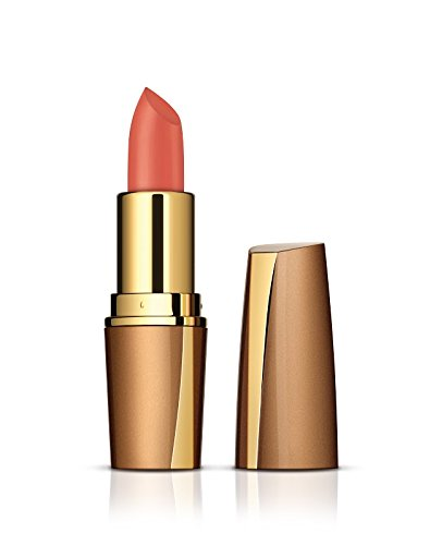 Iba Halal Care PureLips Moisturizing Lipstick, Shade A55 Peach Sparkle, 4 g  available at amazon for Rs.165