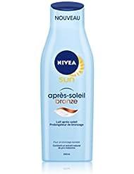 Nivea Sun Lait Après Soleil Prolongateur de Bronzage 200 ml - Lot de 2